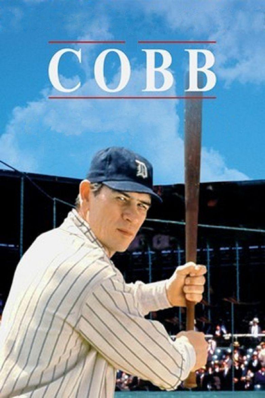 Cobb (film) movie poster