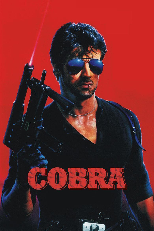 Cobra (1986 film) movie poster
