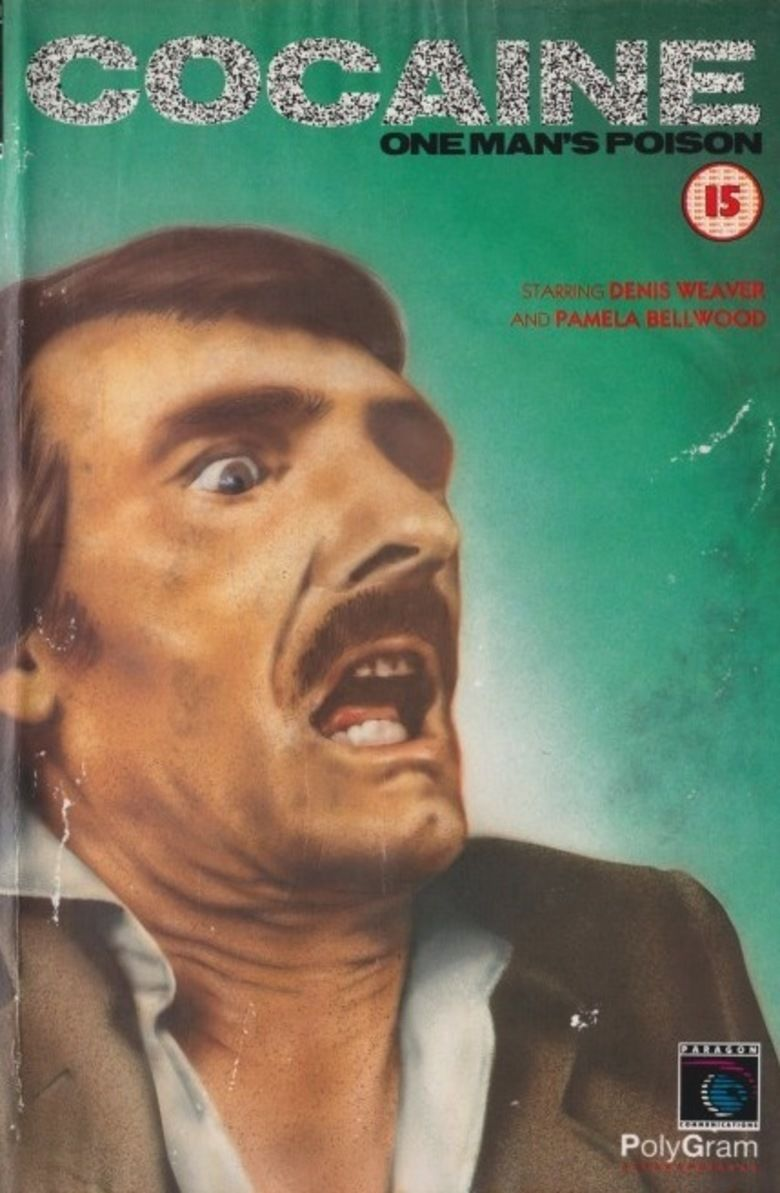 Cocaine: One Mans Seduction movie poster