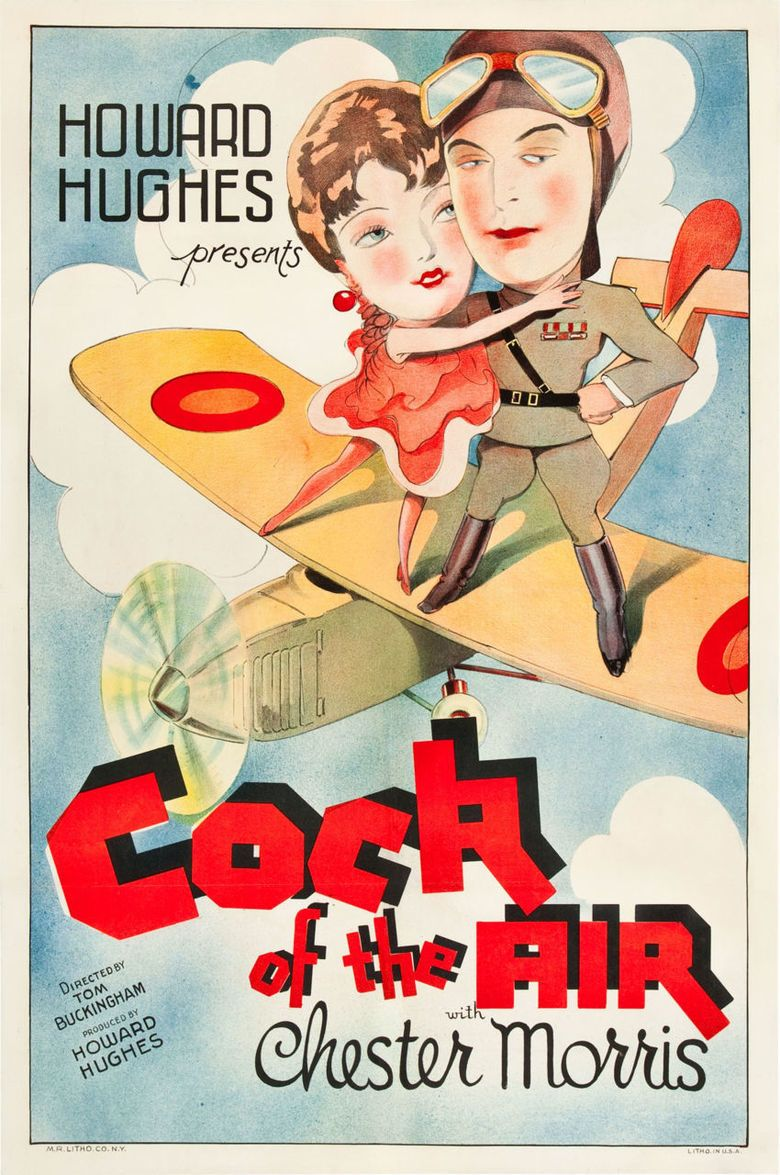 Cock of the Air movie poster