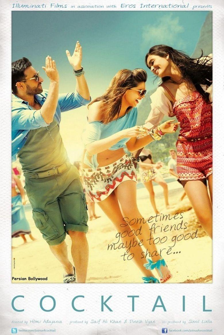 Cocktail (2012 film) movie poster