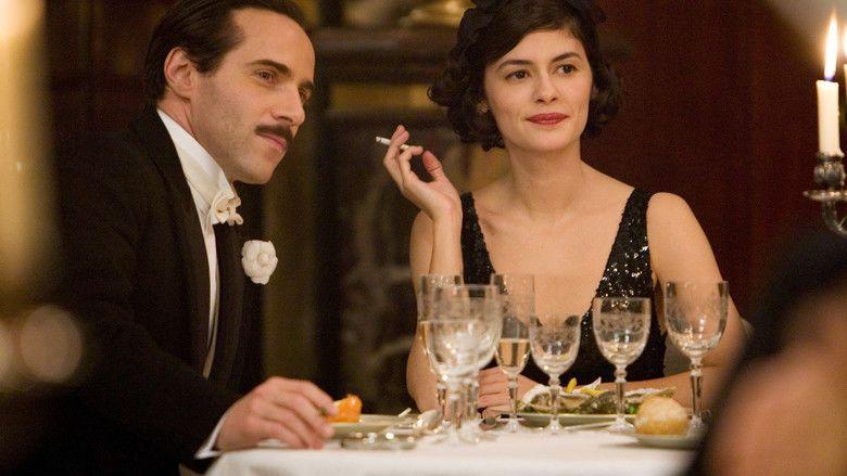 Coco Before Chanel movie scenes