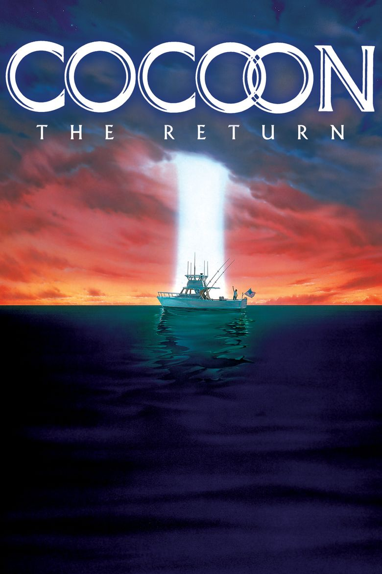 Cocoon: The Return movie poster