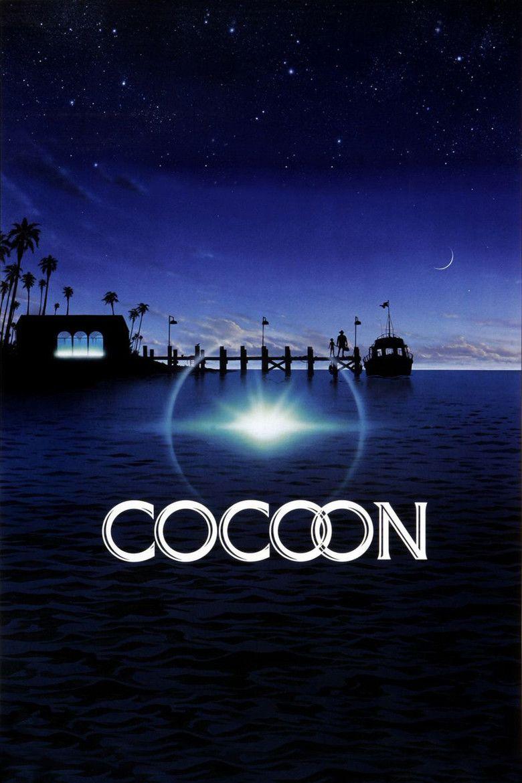 Cocoon (film) movie poster