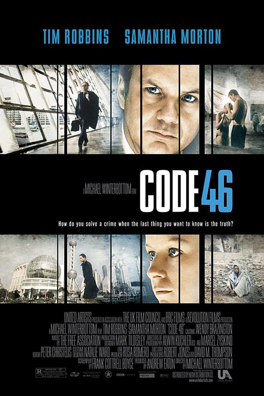 Code 46 movie poster
