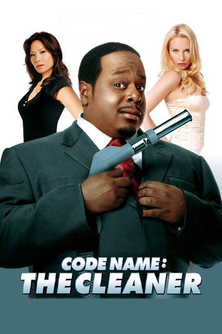 Code Name: The Cleaner movie poster