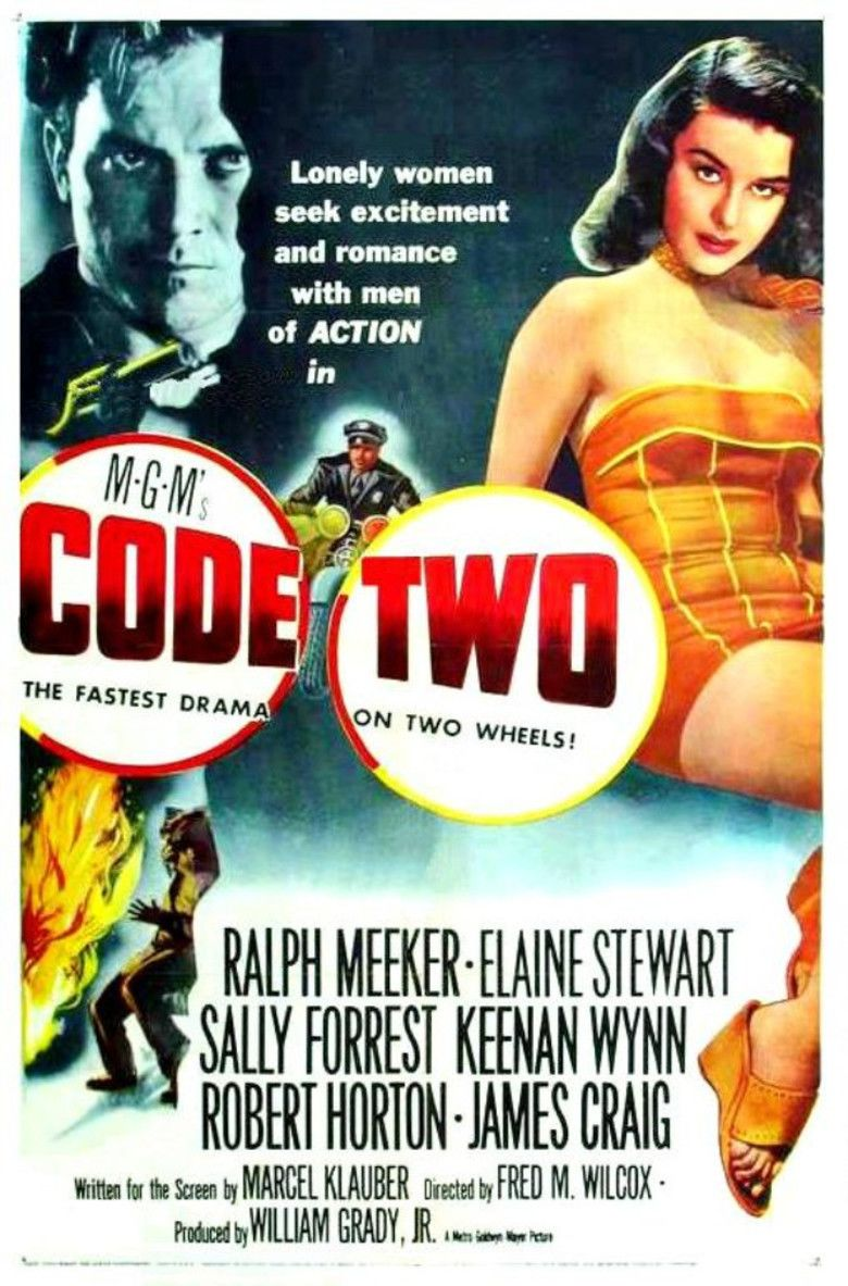 Code Two movie poster
