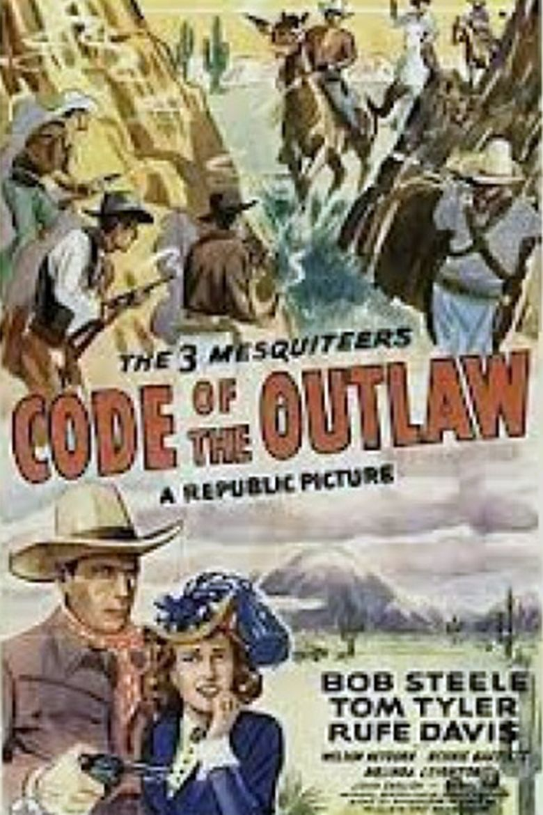 Code of the Outlaw movie poster