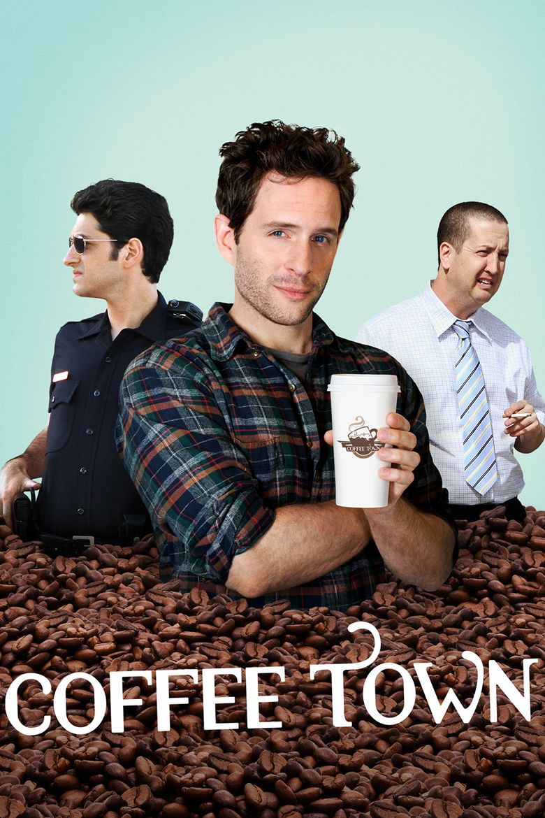 Coffee Town movie poster
