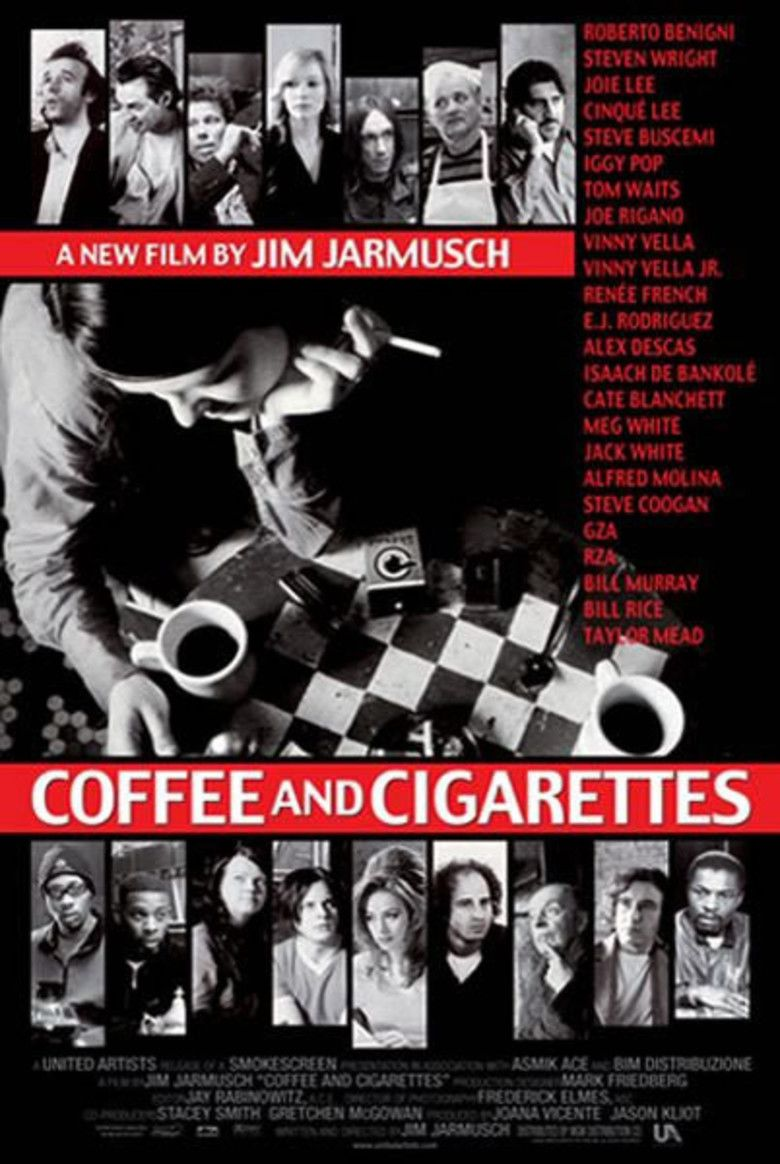 Coffee and Cigarettes movie poster