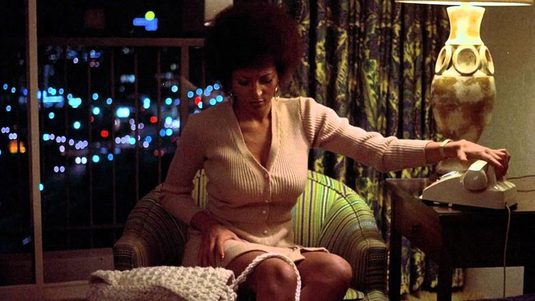 Coffy movie scenes