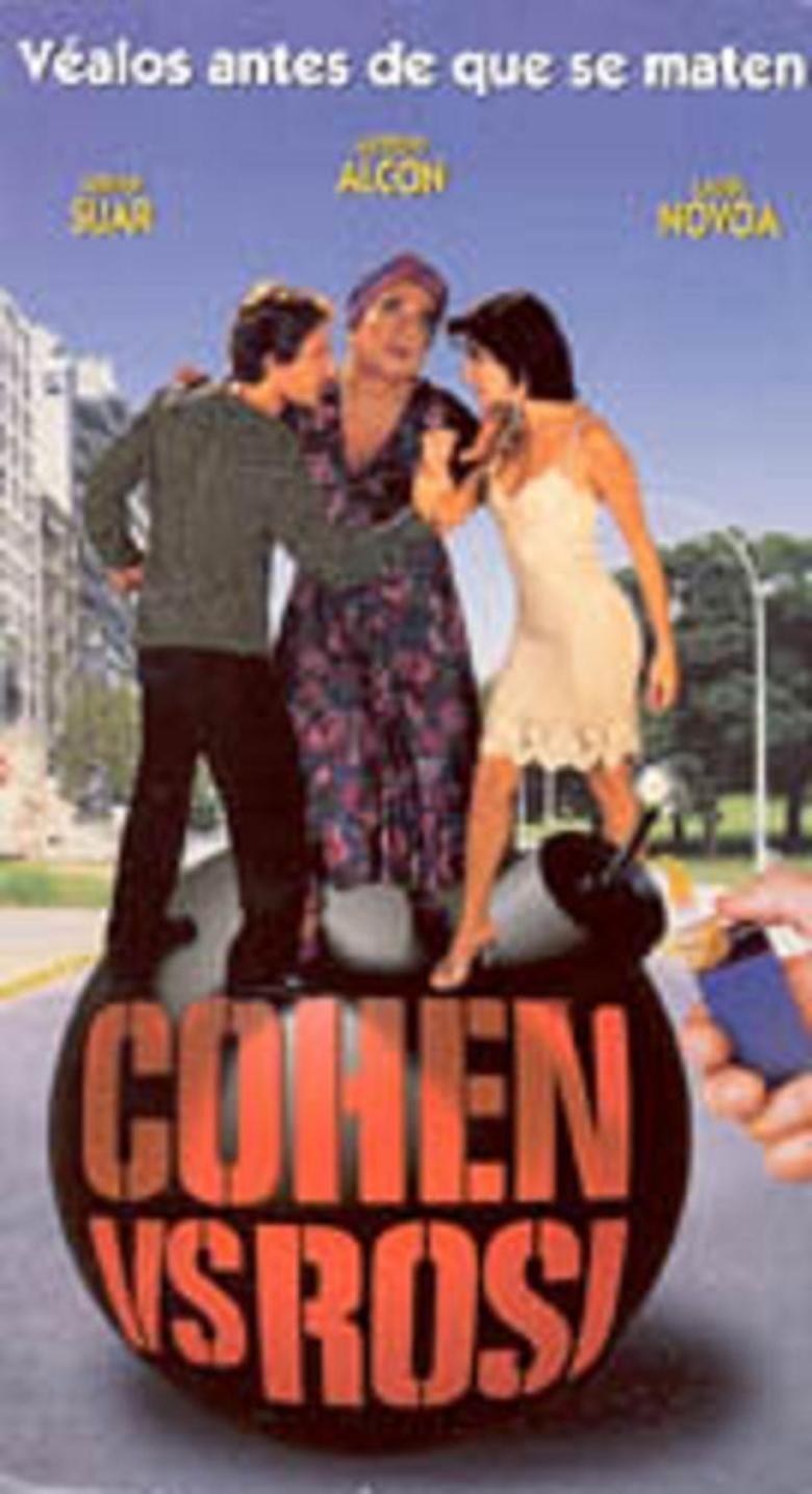 Cohen vs Rosi movie poster