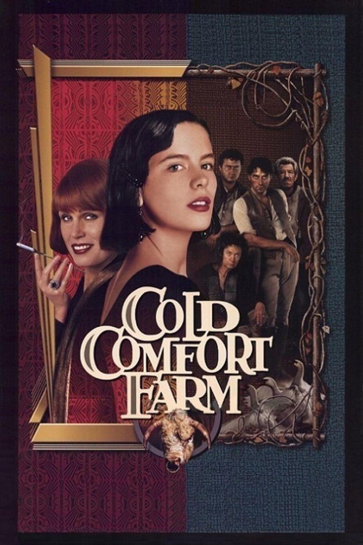 Cold Comfort Farm (film) movie poster