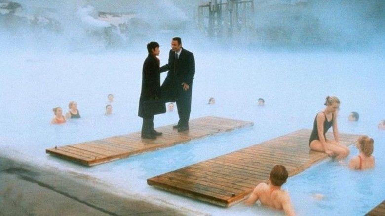 Cold Fever movie scenes