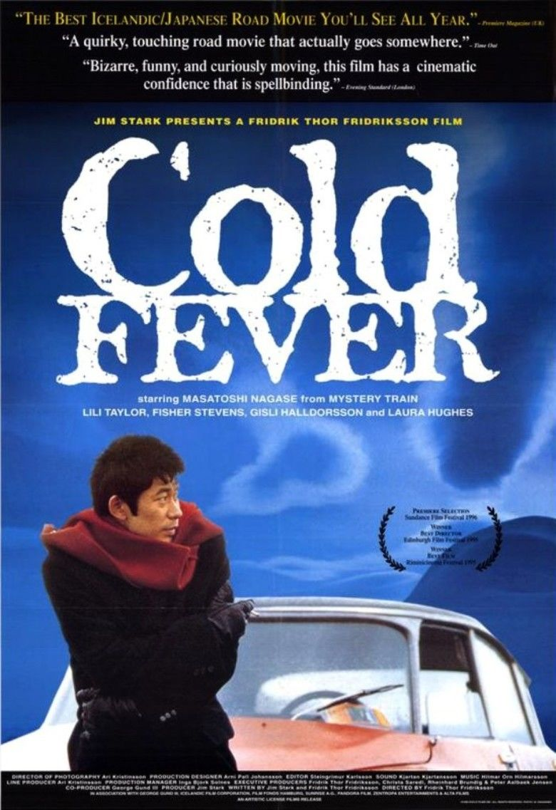 Cold Fever movie poster