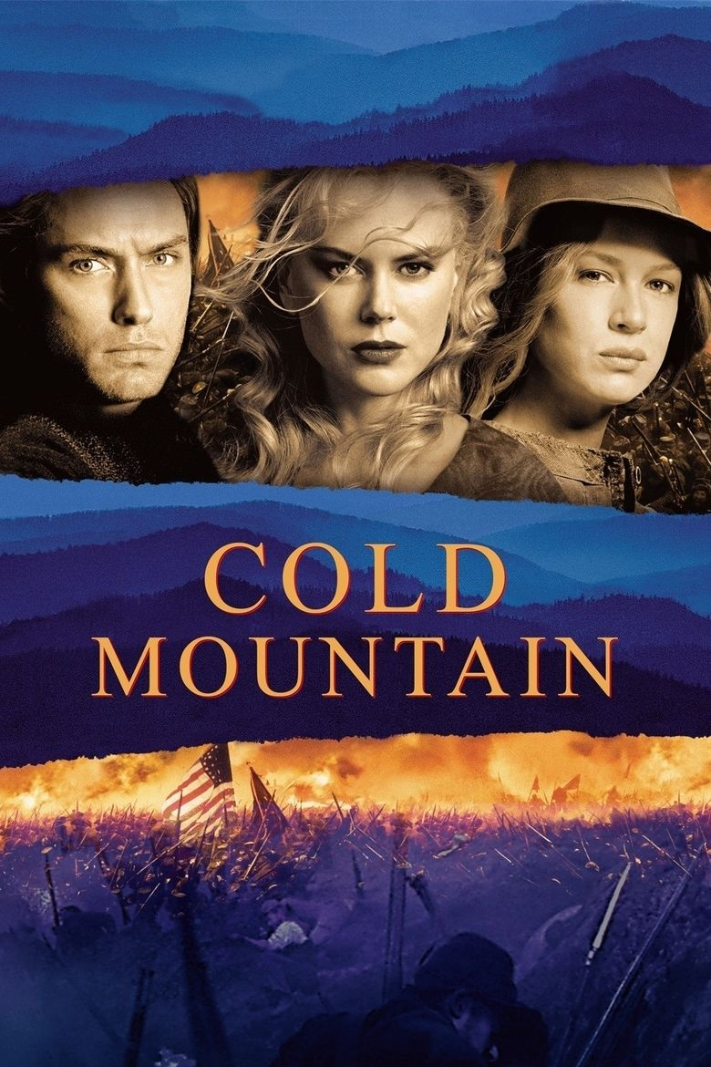 Cold Mountain (film) movie poster