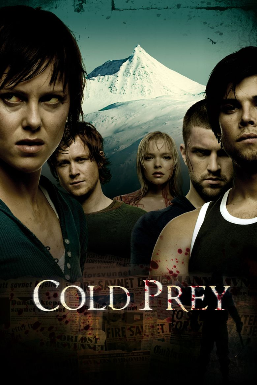 Cold Prey movie poster
