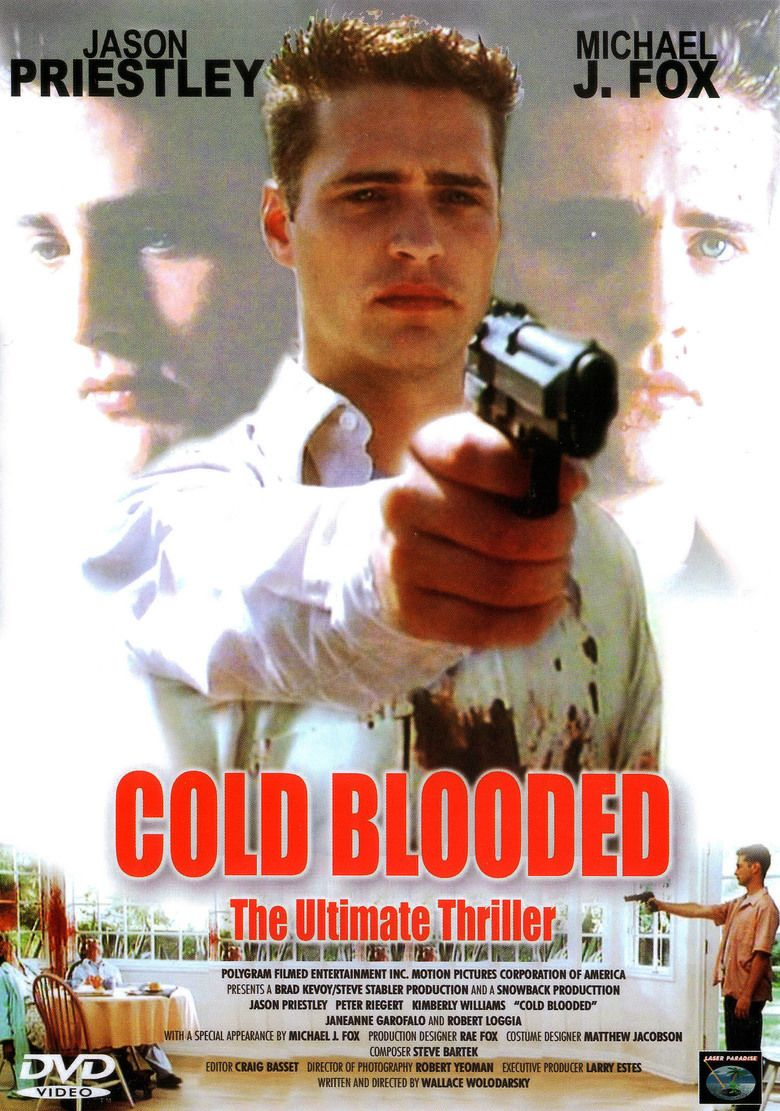 Coldblooded (film) movie poster