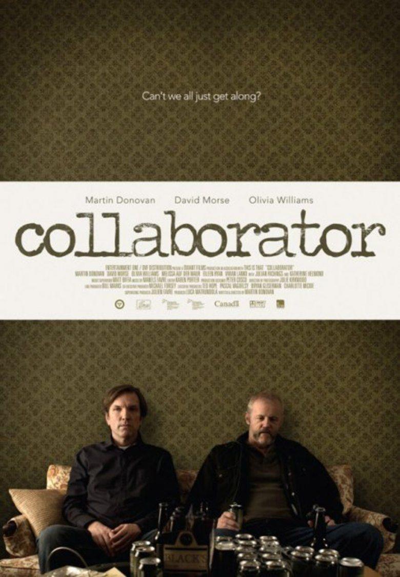 Collaborator (film) movie poster