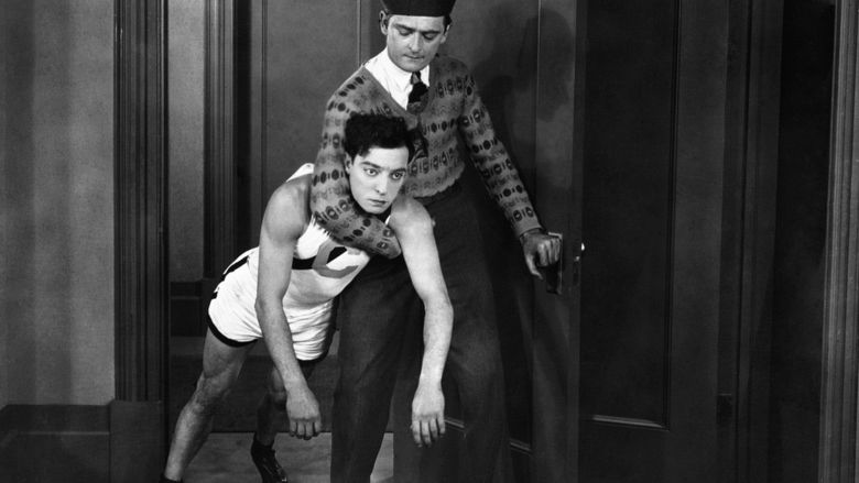 College (1927 film) movie scenes