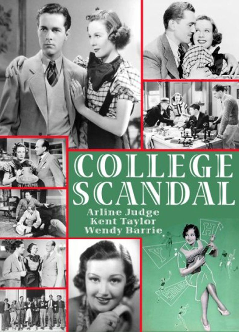 College Scandal movie poster