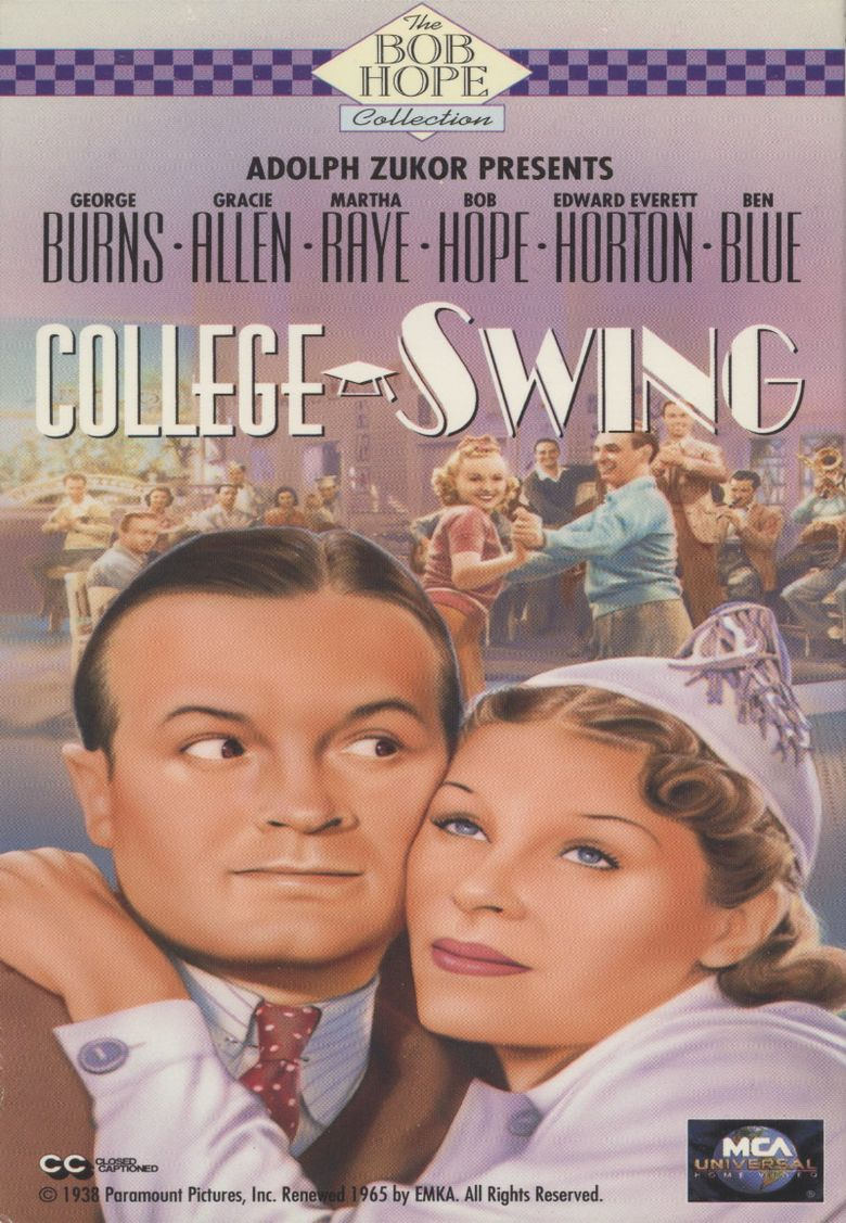 College Swing movie poster