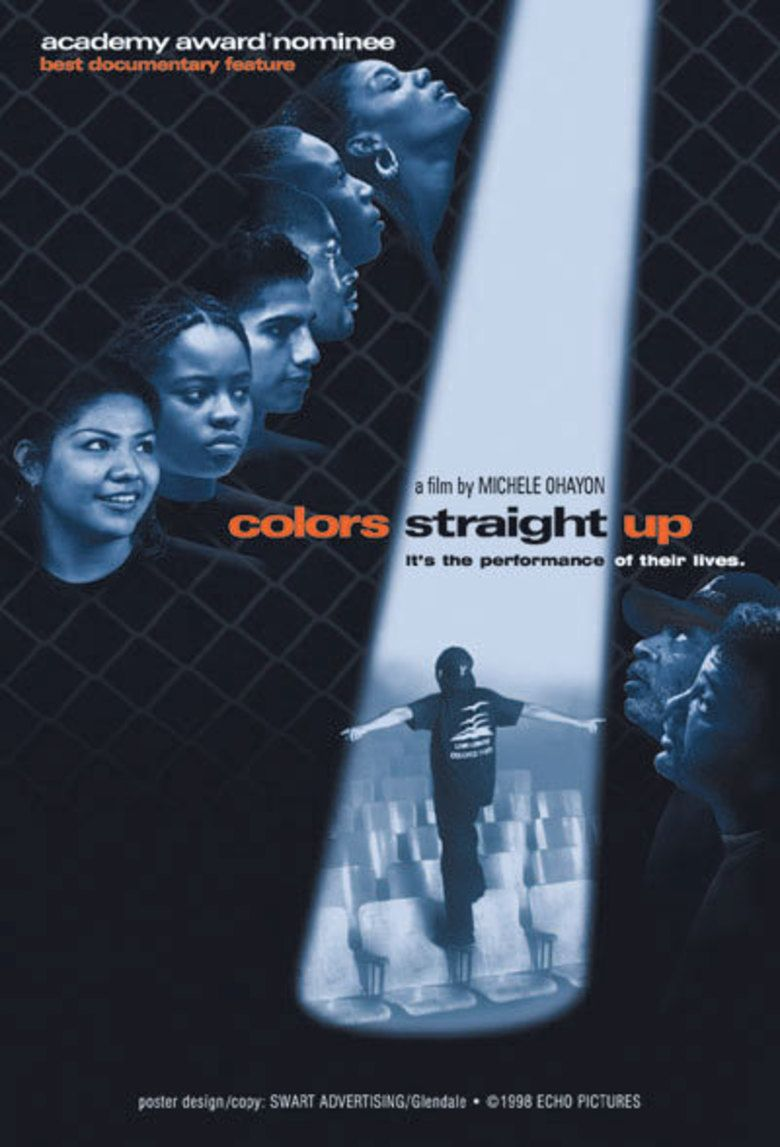 Colors Straight Up movie poster