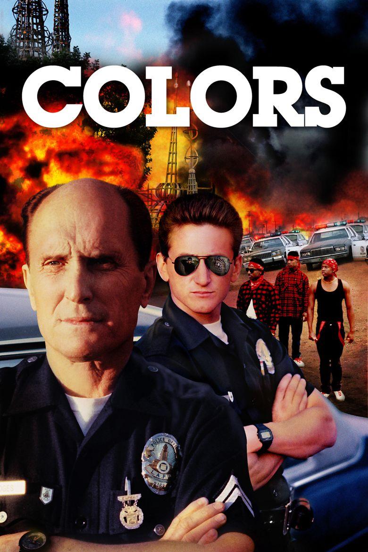 Colors (film) movie poster