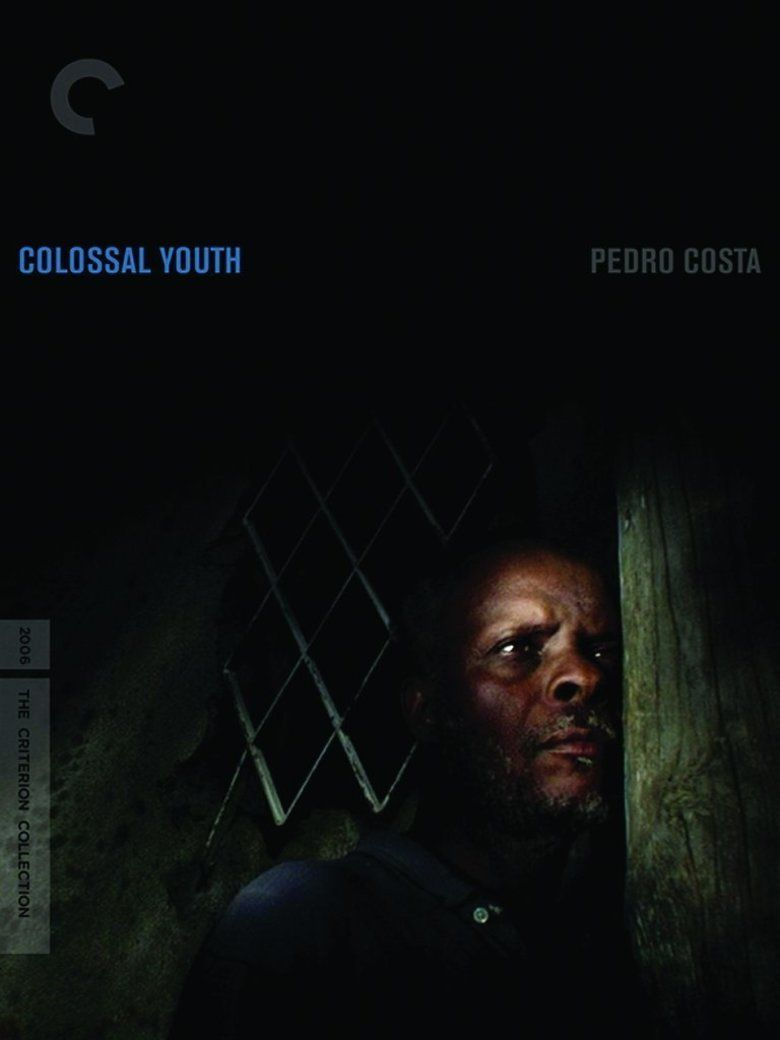 Colossal Youth (film) movie poster
