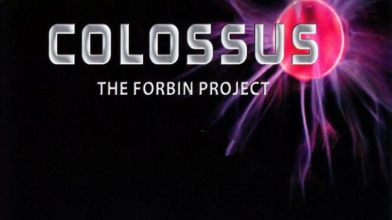 Colossus: The Forbin Project movie scenes
