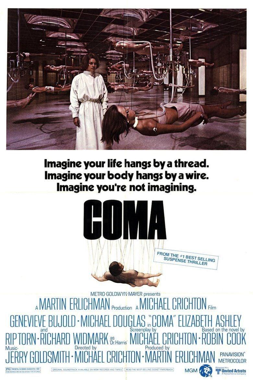 Coma (1978 film) movie poster
