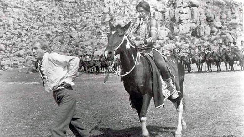 Comanche (1956 film) movie scenes