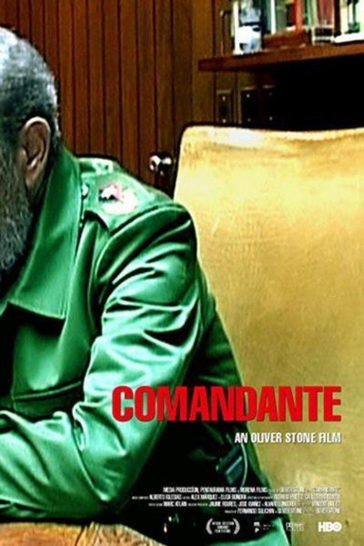 Comandante movie poster