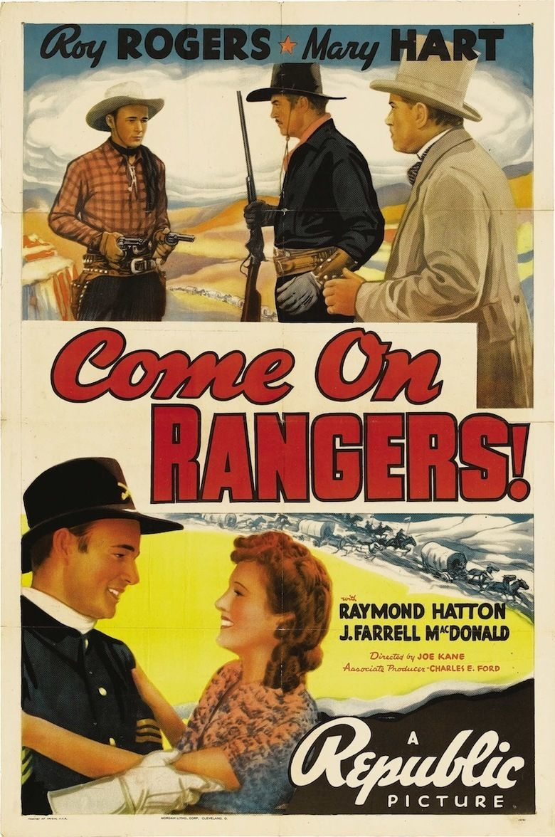 Come On, Rangers movie poster
