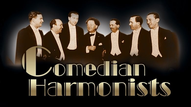Comedian Harmonists (film) movie scenes