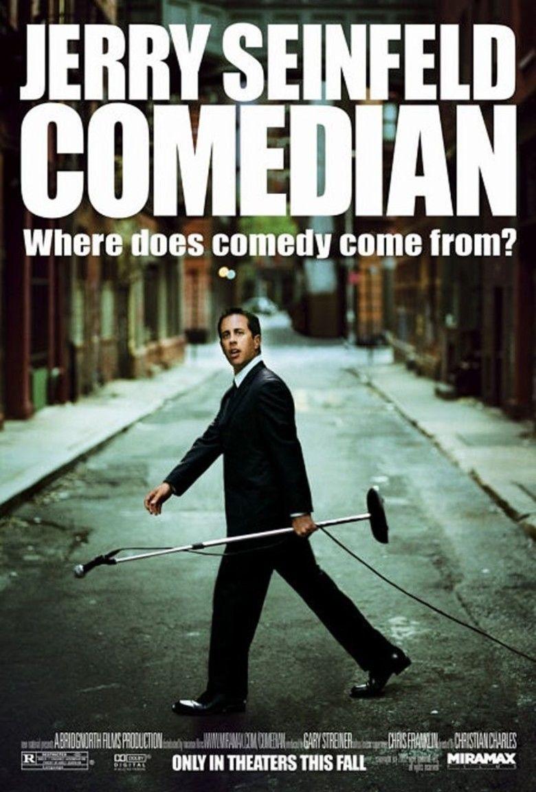 Comedian (film) movie poster