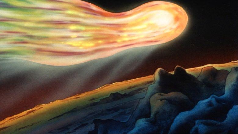 Comet in Moominland (film) movie scenes