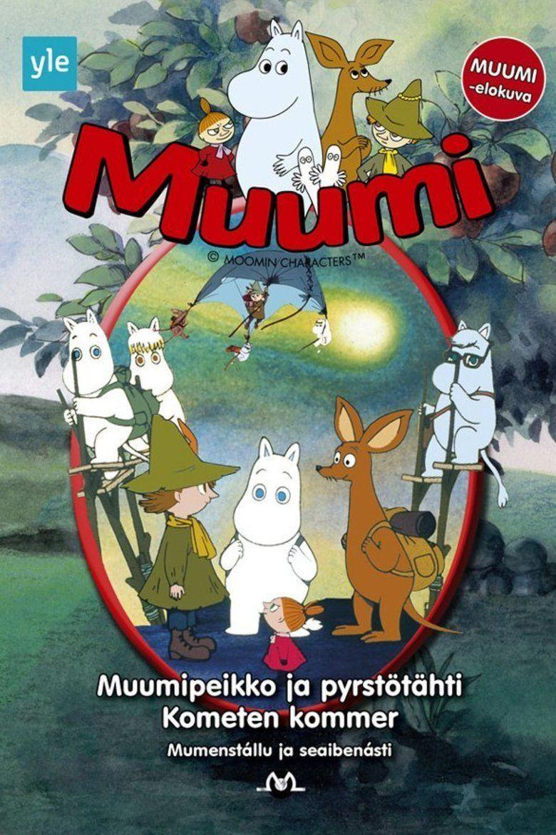 Comet in Moominland (film) movie poster