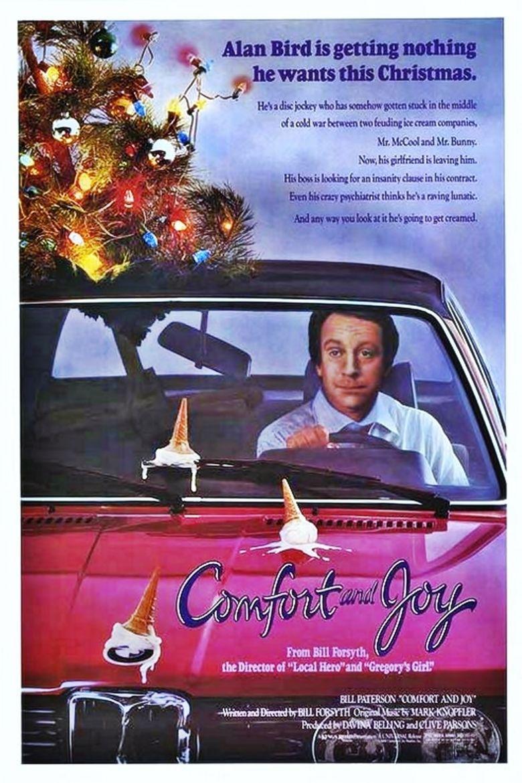 Comfort and Joy (1984 film) movie poster