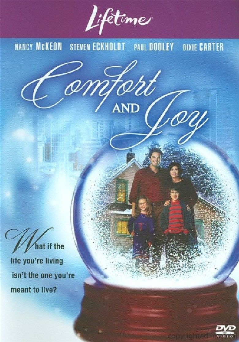 Comfort and Joy (2003 film) movie poster