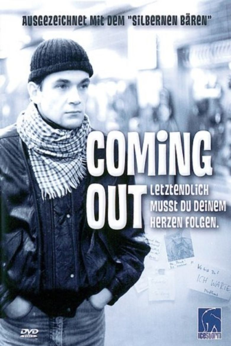 Coming Out (1989 film) movie poster