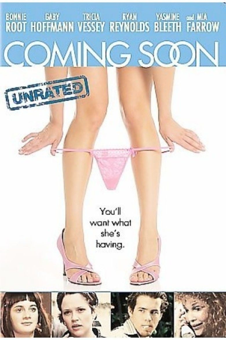 Coming Soon (1999 film) movie poster