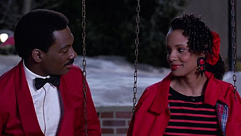 Coming to America movie scenes