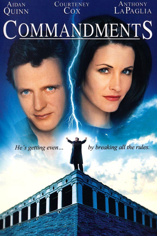 Commandments (film) movie poster