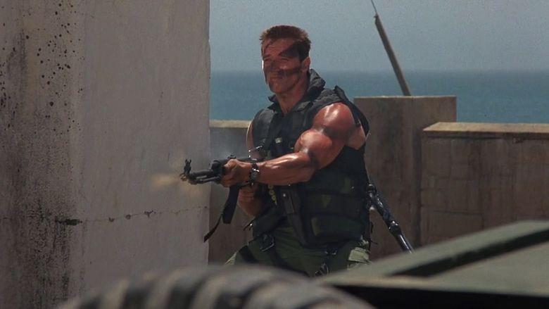Commando (1985 film) movie scenes