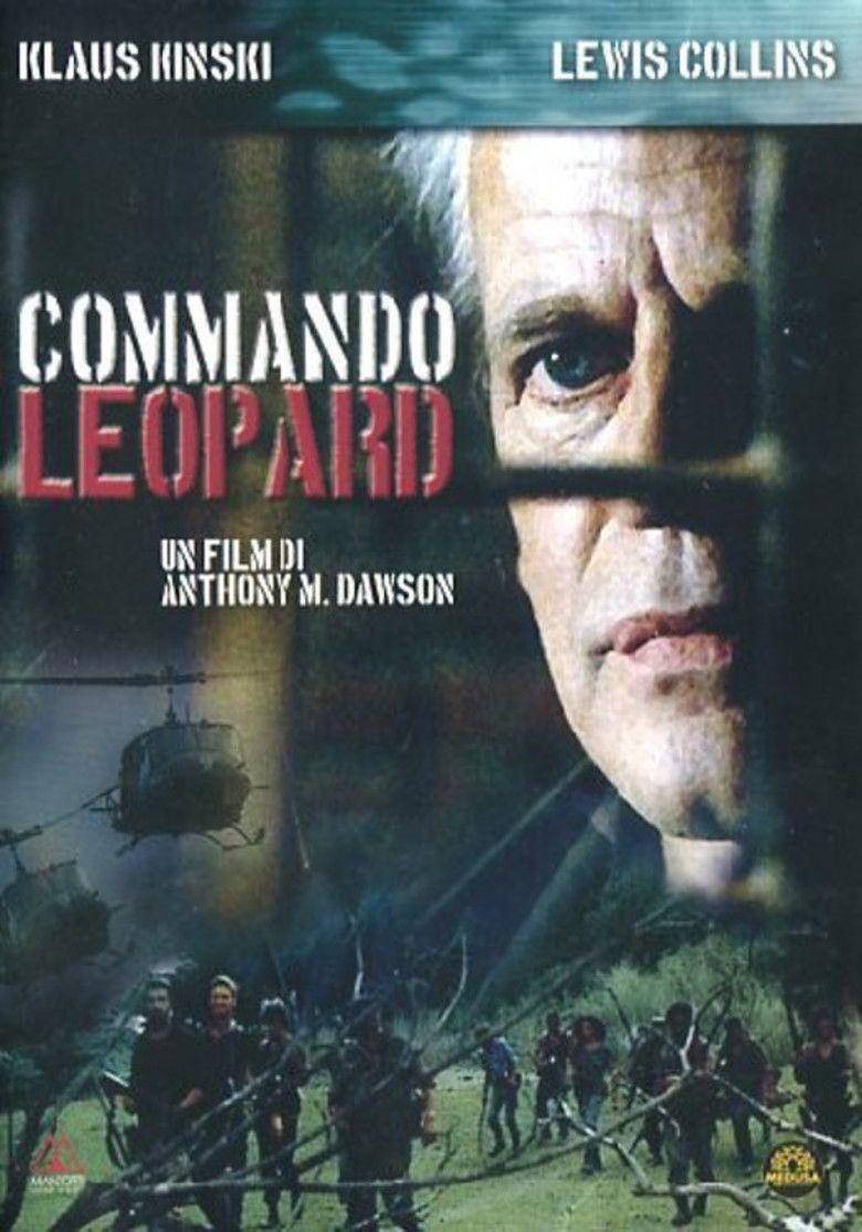 Commando Leopard movie poster