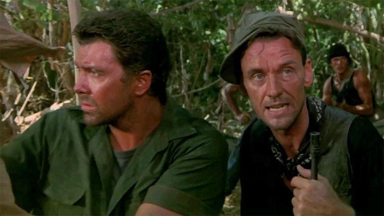 Commando Leopard movie scenes