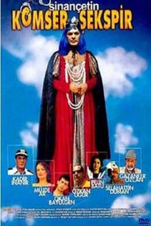 Commissar Shakespeare movie poster