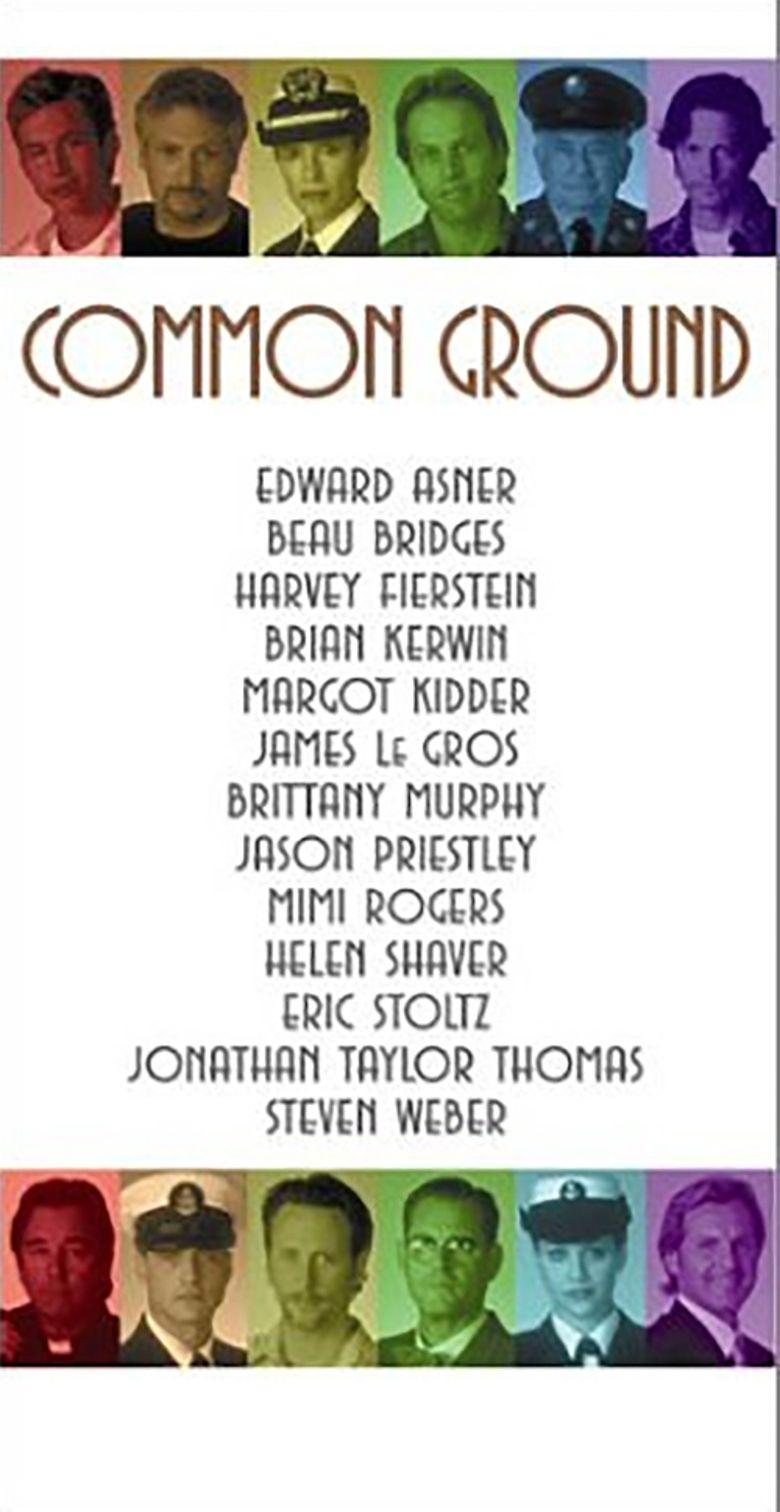 Common Ground (2000 film) movie poster