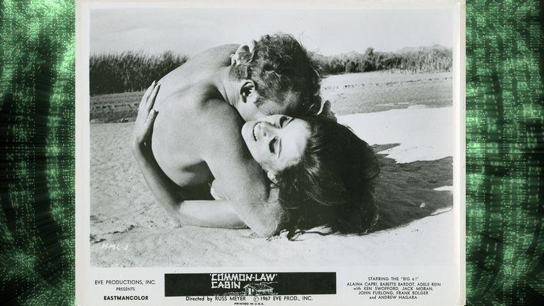 Common Law Cabin movie scenes